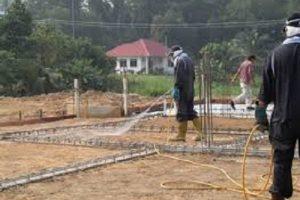 Dịch vụ Phòng mối công trình tiền xây dựng