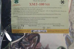 Thuốc bảo quản gỗ XM5